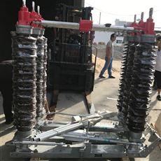 GW4-40.5隔离刀闸硅橡胶35KV高压隔离开关