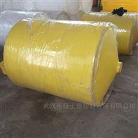 武汉5吨聚乙烯加药罐自动加药带计量