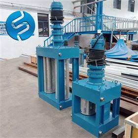 DFS-500预制泵站粉碎格栅机
