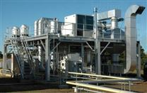 活性炭吸附脱附塔+催化燃烧设备