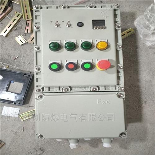 防爆仓壁振动器控制箱