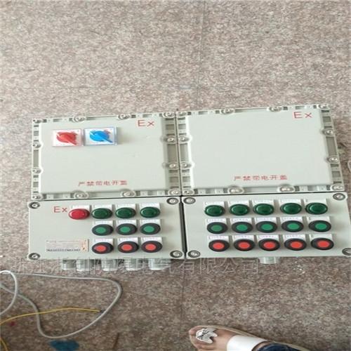 酒厂改造防爆照明动力配电箱
