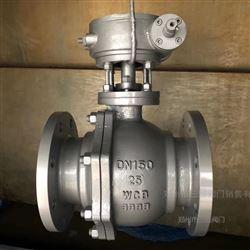 河南涡轮铸钢蒸汽球阀