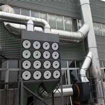 了解滤筒除尘器详细配置风量、风速、走向