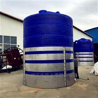 武汉15吨环保pe储水罐无毒塑胶水箱价格