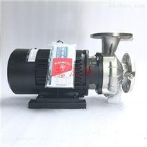 源立不锈钢卧式管道泵海水泵污水泵