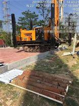 履带环境取样钻机 直推式环境土壤钻机