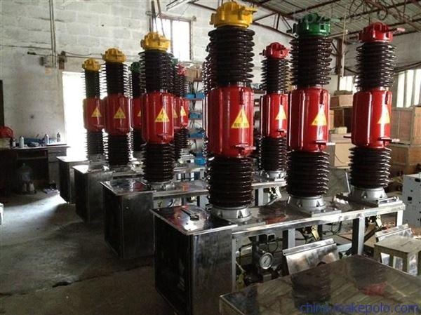 水电站35KV六氟化硫真空断路器