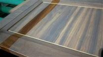 木材底漆油磨砂光机 异形件自动油磨