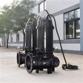 500WQ3000-25/315kw伊犁潜水排污泵指导安装
