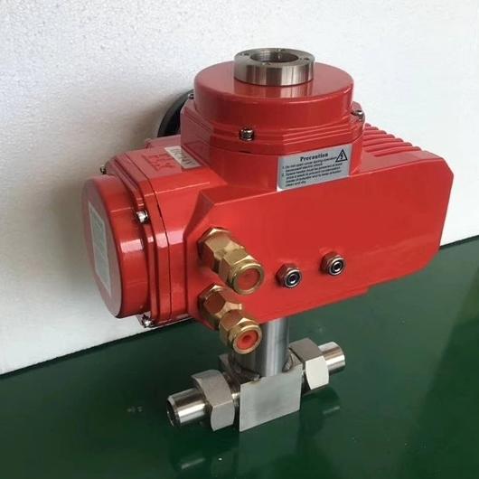 电动针型阀J923Y-160P
