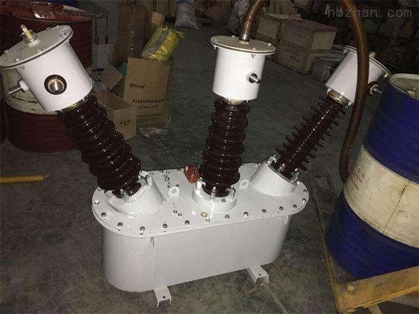 成都工厂35KV户外三相高压电力计量箱油浸式