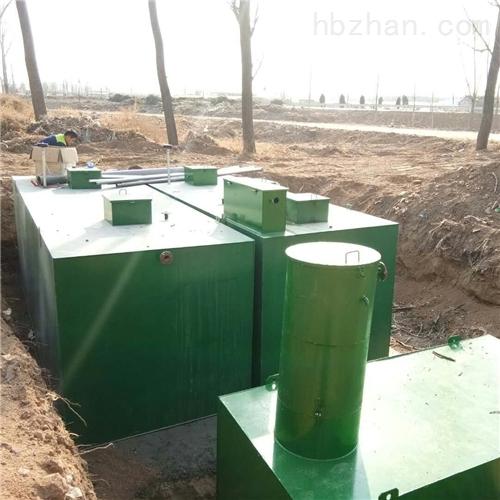 南京地埋生活污水處理設備