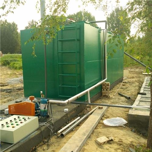 商丘地埋一体化农村污水处理设备