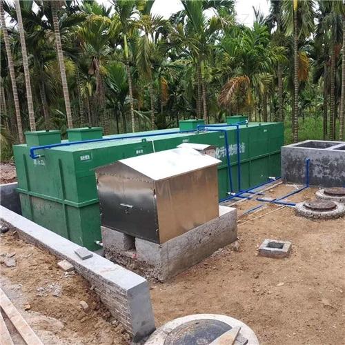 西安农村污水处理一体化地埋设备
