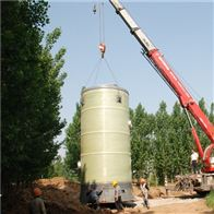 丽发一体化污水提升泵站