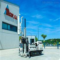 西班牙 TEC 12 落锤直推回转探针多功能钻机