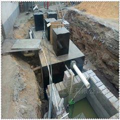 地埋式污水处理设备操作使用