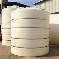 宜昌25吨外加剂储罐塑料储水桶工程案例