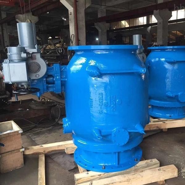 电动活塞式空气调流阀TL941X-10