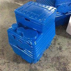 滚塑耐酸碱PE提升器 环保材质