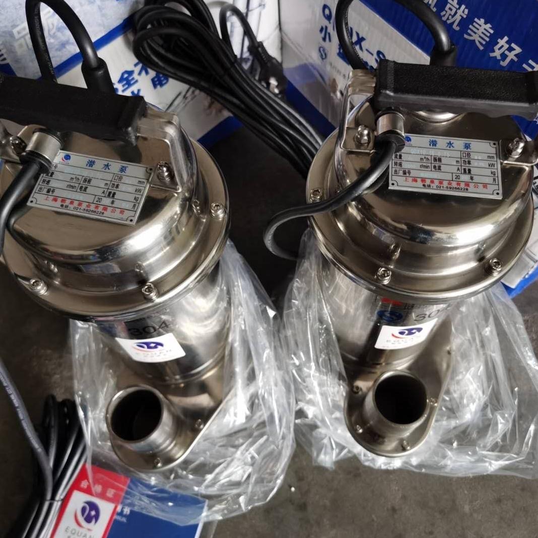 全不锈钢小型潜水电泵
