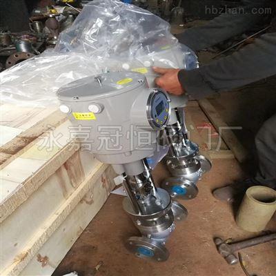 郑州DN20 ZAZM-25C/P电动温控三通调节阀电动阀门