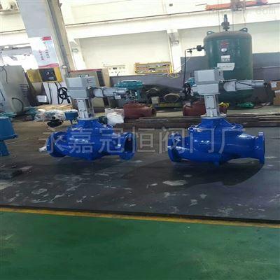 新乡DN600空气调节阀厂电动阀门