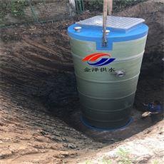 一体化预制泵站给现代生活带来的便利