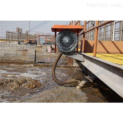 乾坤环保7.5kw推流曝气机