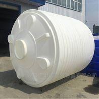 信陽50噸減水劑儲存罐攪拌站塑料復配罐廠家