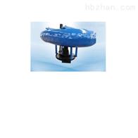 潛水浮筒離心曝氣設備