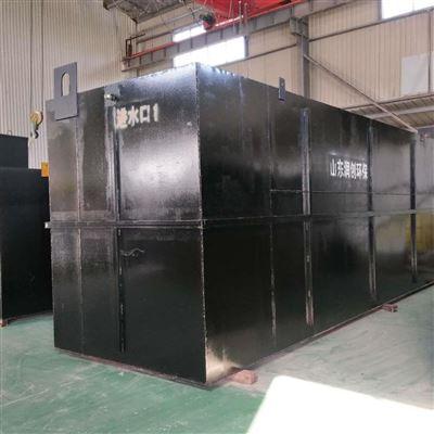 RC新建加工厂污水处理装置