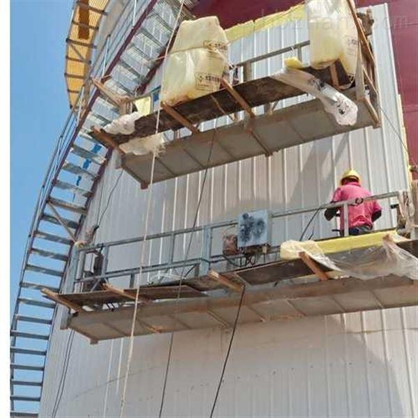 巴彦淖尔市空调管道做铝皮保温安装步骤介绍