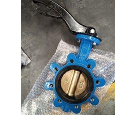 高效碳鋼凸耳蝶閥