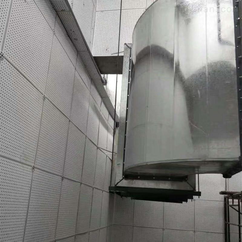 硅酸钙复合吸音板FC穿孔板