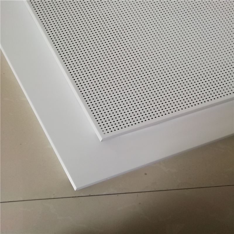 滨州微孔吸音铝天花板