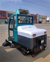 驾驶式扫地机道路清扫车电动大型环卫扫地车