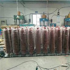 电站型35KV硅橡胶高压避雷器技术参数