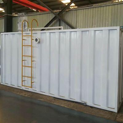 RC生活污水处理设备配置