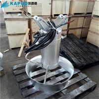 S304不锈钢潜水搅拌机QJB12/12-620/3-480