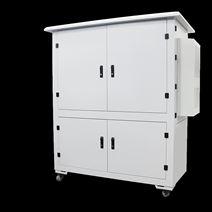 小型机柜式氨氮水质分析仪水杨酸法