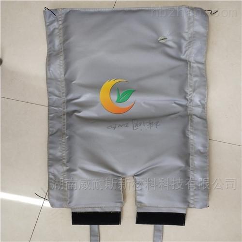 化学反应器保温套可拆卸保温衣定做