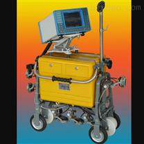 铸铝GCT8钢轨超声波探伤仪