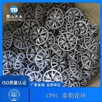 氯碱项目氯化聚氯乙烯CPVC泰勒花环