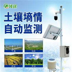FT-LORA农业土壤墒情监测系统解决方案