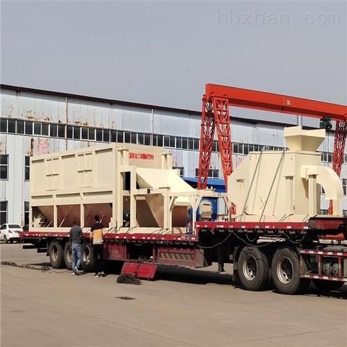 杭州建筑垃圾处理生产线再生骨料供不应求