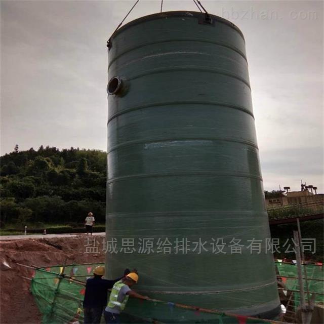 安徽高速一体化污水提升泵站项目报价