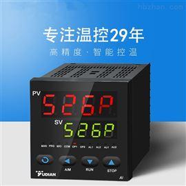 AI-526PAI-5係列程序段加熱製冷雙輸出溫控器