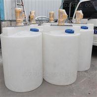 潛江5000L一體化加藥裝置自動加藥桶整套